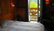 Chambre double premium avec balcon